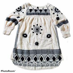 Free People New Romantics Boho Dress Tunic